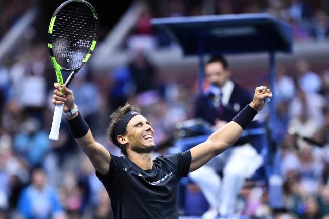 Rafael Nadal... (AFP)