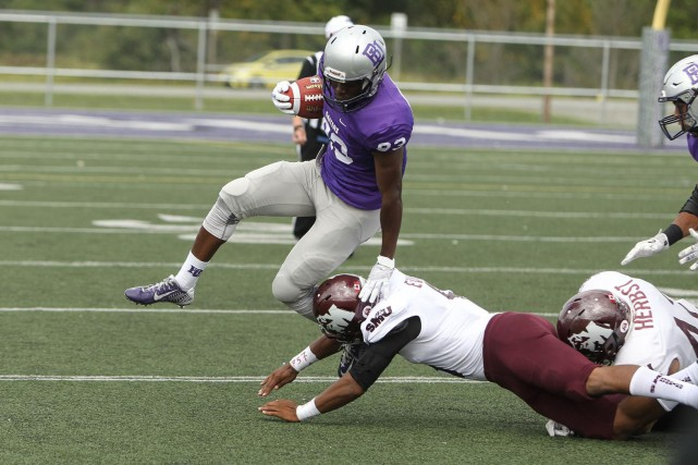 Les Huskies ont gâché le match inaugural local... (Photo Gaiters.ca)