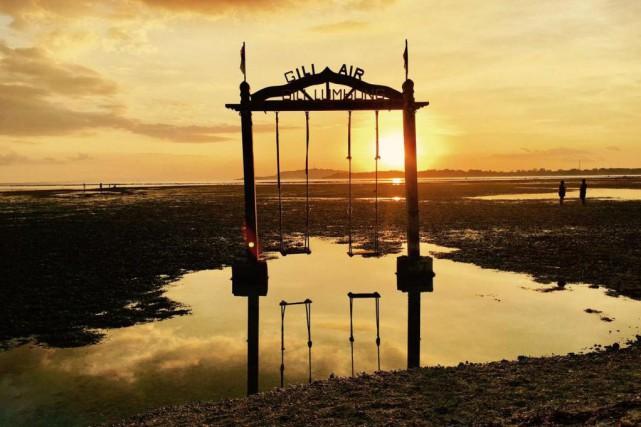 Les trois îles Gili ont amplement d'atouts pour... (Photo Samuel Larochelle, collaboration spéciale)