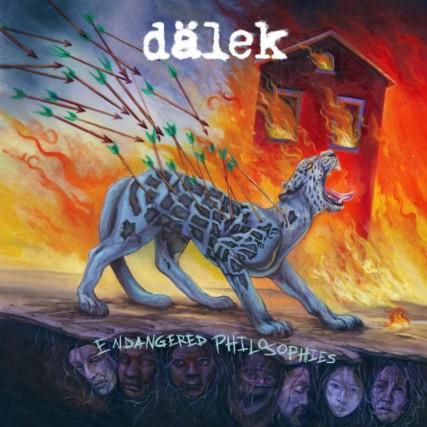 Endangered Philosophies, de Dälek... (IMAGE FOURNIE PAR IPECAC)