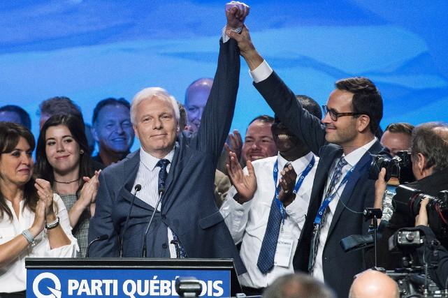 Si le chef Jean-François Lisée refuse d'imposer la... (La Presse canadienne, Graham Hughes)