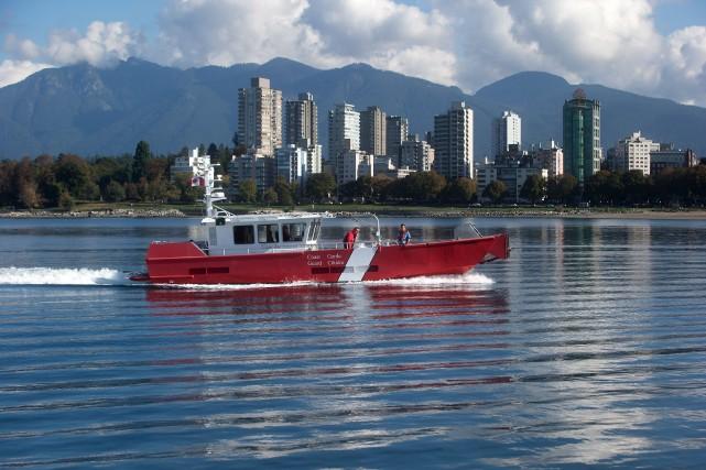 L'objectif est d'étudier l'état actuel de ces zones,... (Photo La Presse canadienne)