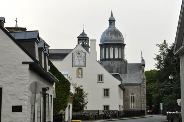 Le monastère des Ursulines est un symbole fort... (Archives Le Nouvelliste)