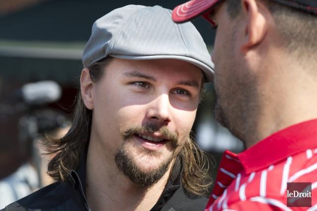 Erik Karlsson compte prendre tout le temps nécessaire... (Martin Roy, Le Droit)