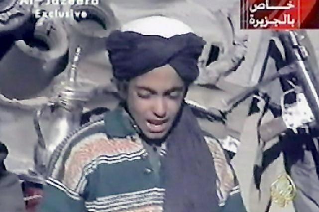 Quinzième de la vingtaine d'enfants d'Oussama Ben Laden,... (Archives AFP)