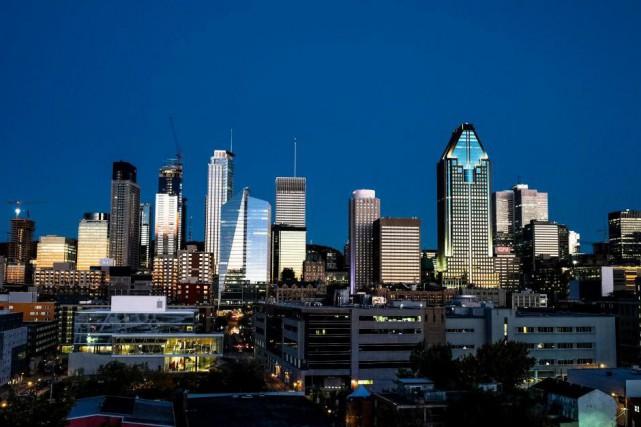 Après un boum, de nombreux centres-ville déclinent aux États-Unis. Pour éviter... (Photo Olivier PontBriand, Archives La Presse)