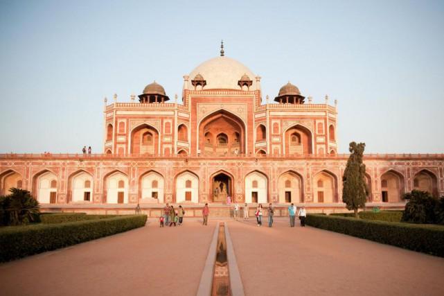 La tombe deHumayun, àNew Delhi... (PhotoChiara Goia, Archives The New York Times)