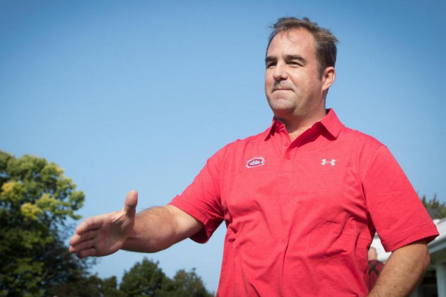 Le propriétaire du Canadien, Geoff Molson,a pris note... (Photo Ivanoh Demers, La Presse)