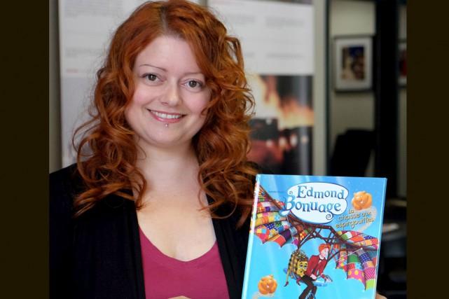Isabelle Poulin est auteure, illustratrice et l'éditrice derrière... (Alain Dion)