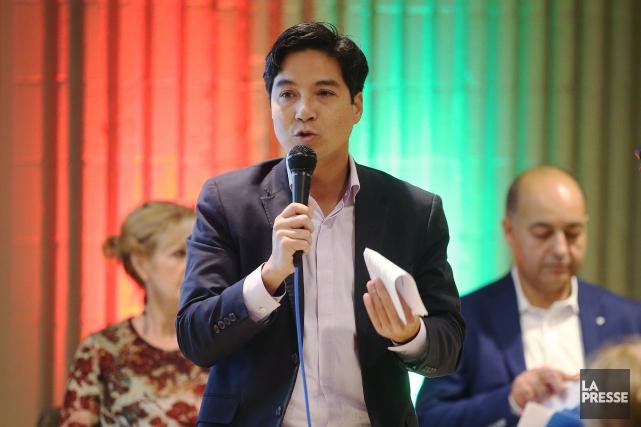 Hoang Mai... (Photo Martin Chamberland, archives La Presse)
