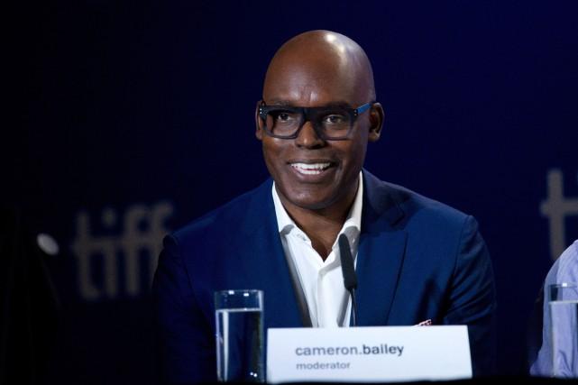 Le directeur artistique du festival, Cameron Bailey, estime... (ARCHIVES PC)