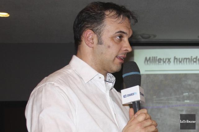 Le promoteur derrière Divertigo, Marco Patry.... (archives La Tribune)