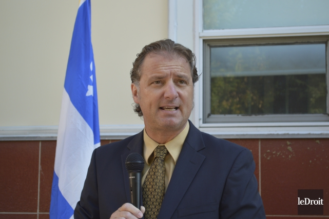 Le député Alexandre Iracà.... (Le Droit)
