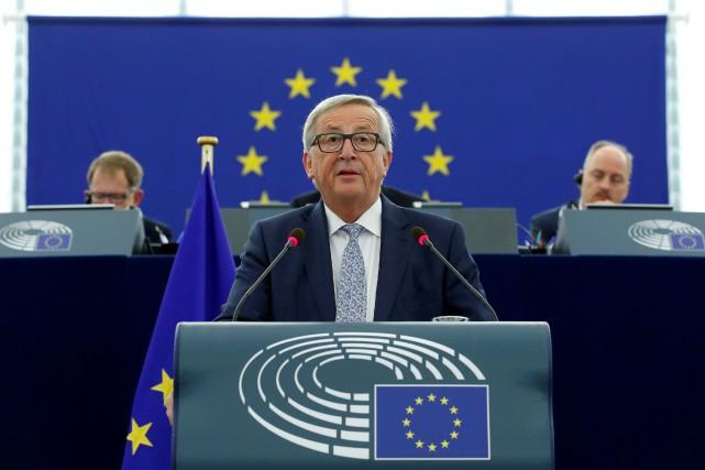 «L'Europe a de nouveau le vent en poupe.... (REUTERS)