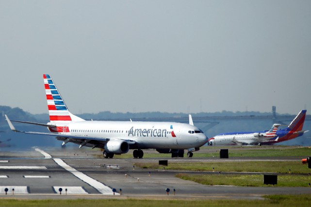 «L'ouraganIrmaa causé la fermeture de 40 aéroports en... (REUTERS)