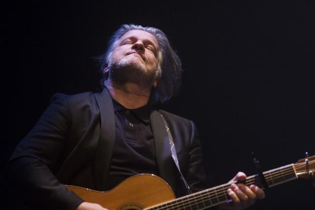 Daniel Bélanger... (Photo Olivier Pontbriand, La Presse)