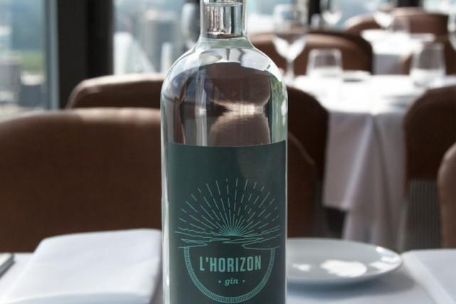 Ciel!, le bistro-bar tournant de la Grande Allée, a lancé récemment le gin...