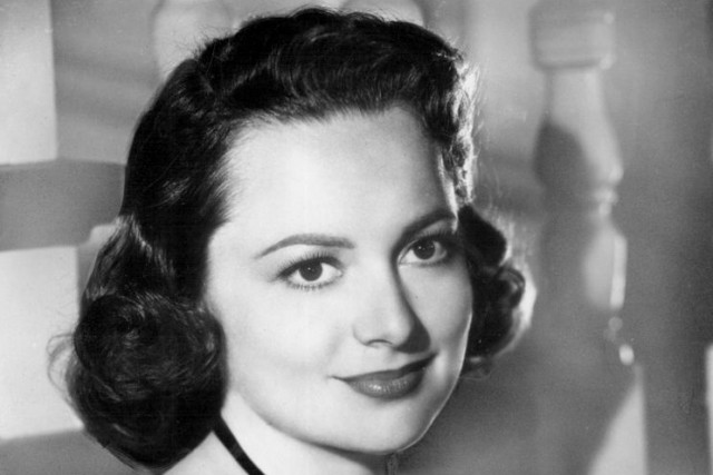 Olivia de Havilland en 1948.... (PHOTO WIKICOMMONS)