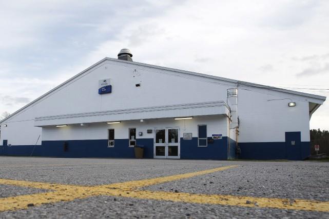 Les arénas communautaires, comme l'aréna Baribeau, sont surutilisés.... (Patrick Woodbury, Le Droit)