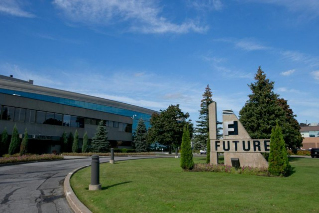 Fondée à Montréal en 1968, l'entreprise Future Electronics... (PHOTO DAVID BOILY, LA PRESSE)