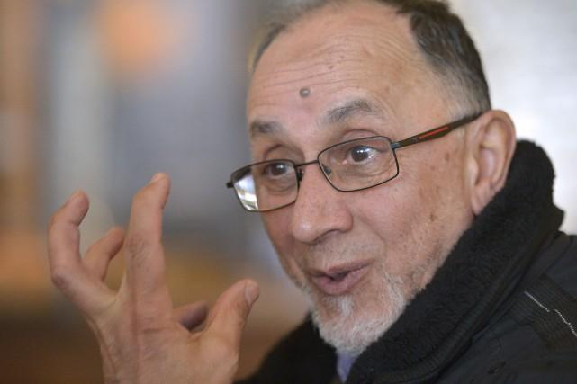 Boufeldja Benabdallah, le cofondateur du Centre Culturel islamique... (Photothèque Le Soleil)