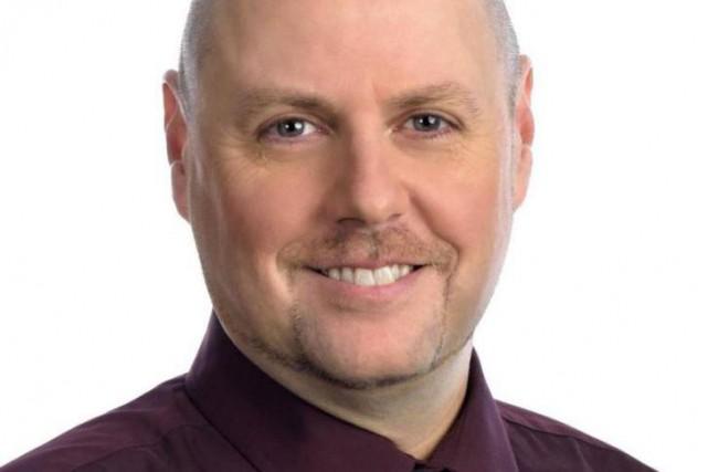 Alain Lecompte, candidat à la mairie de Laval... (Photo tirée de Facebook)