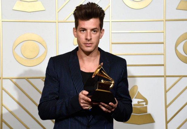 Le producteur Mark Ronson fait l'objet d'une autre... (Photo Chris Pizzello, arcihves Associated Press)