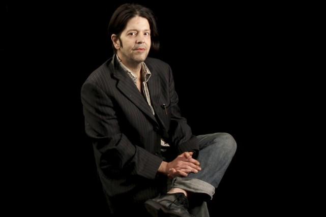 Grant Hart, batteur et cofondateur du groupe punk américain Husker Dü, qui a... (PHOTO ARCHIVES AP)