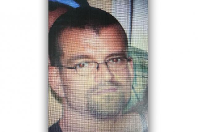 Réjean Pichette, 44 ans, de Québec...