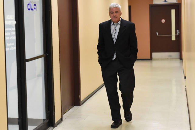Yves Julien a été déclaré coupable de négligence... (Photo: Caroline Bérubé)