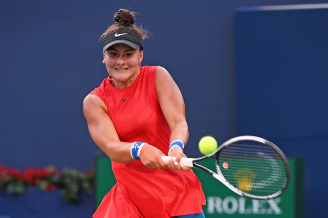 Bianca Andreescu... (PHORO ARCHIVES USA Today Sports)