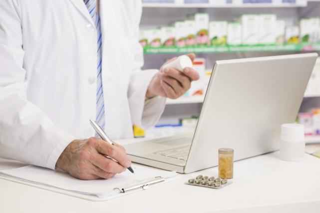 Dès le 15 septembre, les pharmaciens auront l'obligation... (123RF)