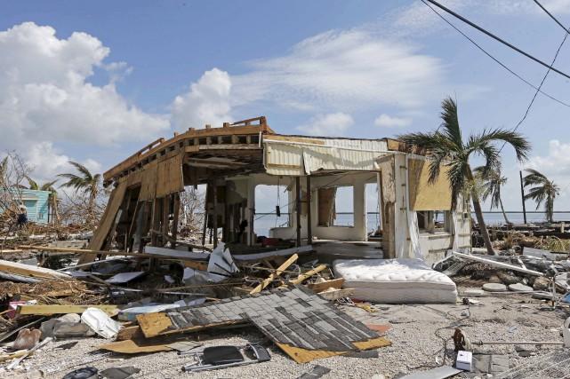 Cette demeure de Big Pine Key, en Floride,... (AP, Alan Diaz)