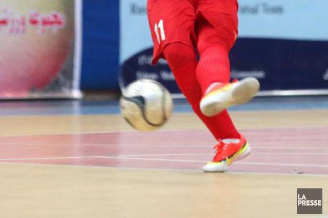 L'Académie Futsal Sherbrooke ouvrira ses portes cet automne. Située au pavillon... (Archives La Presse)