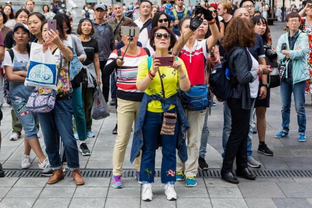 Depuis quelques années, les Chinois sont de plus... (PHOTO SIMON GIROUX, ARCHIVES LA PRESSE)