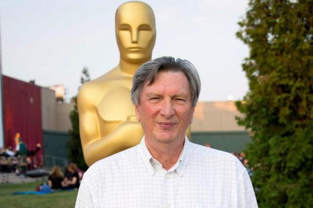 John Bailey est le nouveau président del'Académie des... (photoTodd Wawrychuk, fournie parl'Académie des arts et des sciences du cinéma)