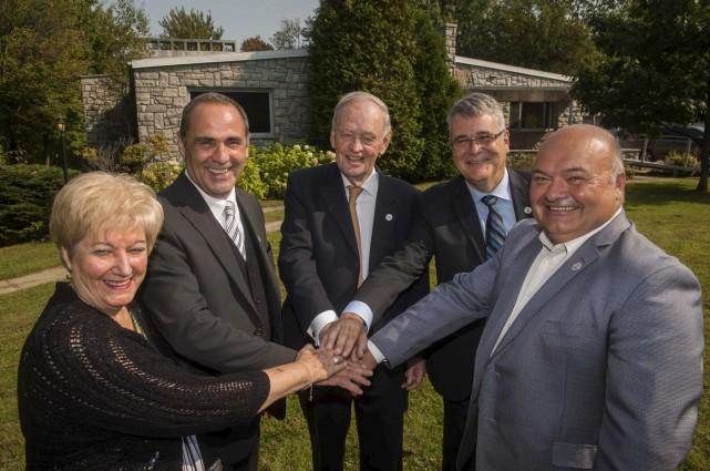 La Maison des Trois colombes pourra enfin s'installer... (François Gervais)