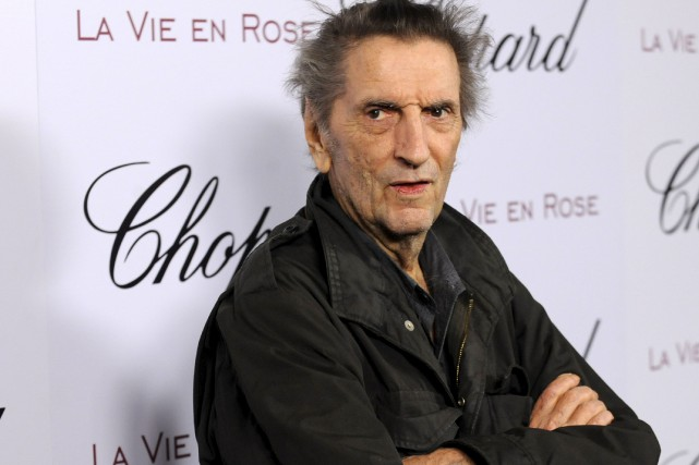 Harry Dean Stanton (ici en 2008) a joué dans... (Archives AP, Chris Pizzello)