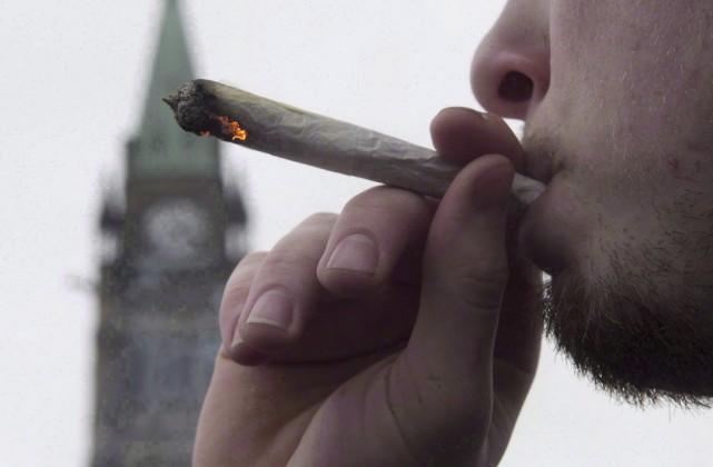 Les propriétaires de dispensaires de cannabis ne se... (La Presse Canadienne)