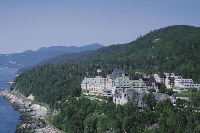 La région de Charlevoix sera l'hôtesse du sommet... (fournie par Fairmont Le Manoir Richelieu)