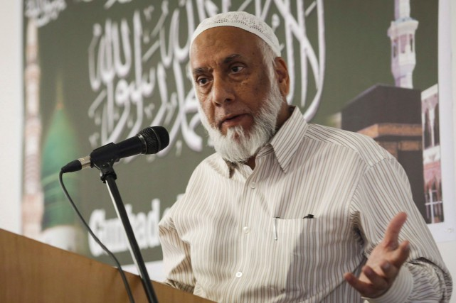 L'imam Syed Soharwardy de Calgary... (La Presse canadienne, Jeff McIntosh)