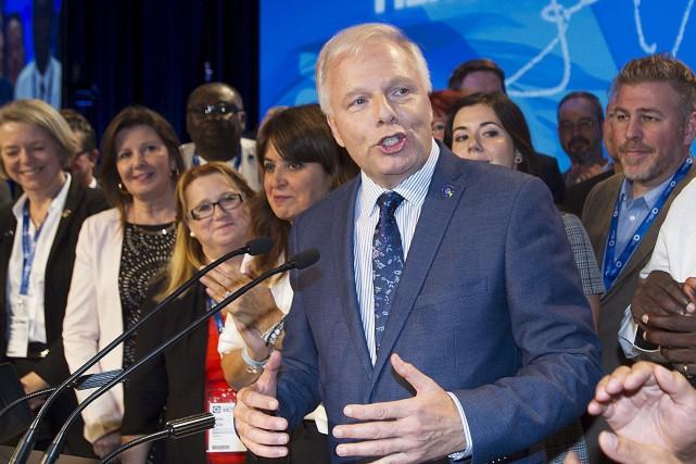 Jean-François Lisée reproche aux gouvernements de Philippe Couillard... (Archives La Presse canadienne, Graham Hughes)