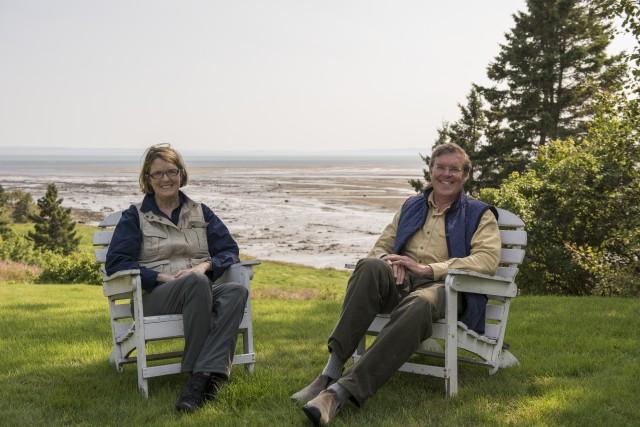 Vivants au Kentucky, Marianne et Jim Welch reviennent... (Louis Laliberté)