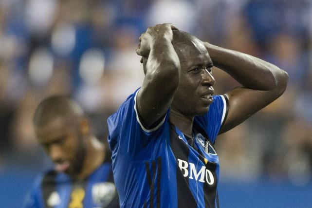 L'Impact jouera de nouveau mercredi, quand il rendra... (Photo La Presse canadienne)