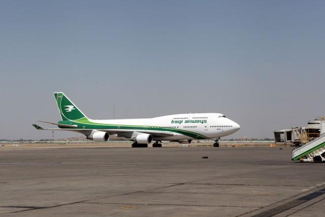 Les liaisons aériennes directes entre la Russie et l'Irak ont repris dimanche... (Photo Amer al-SAADI, archives Agence France-Presse)