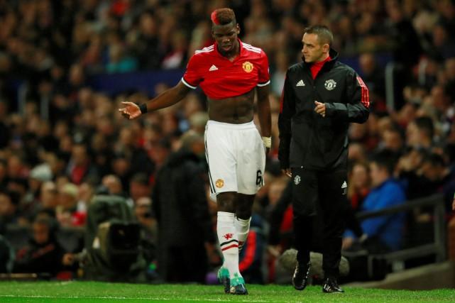 Paul Pogba... (Photo Jason Cairnduff, Action Images via Reuters)
