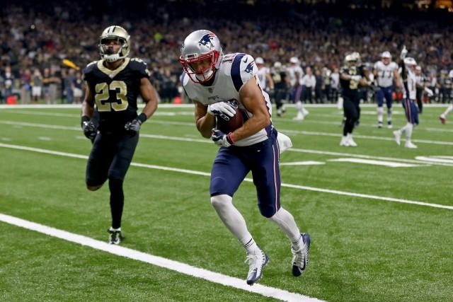 Si Tom Brady et les Patriots de la Nouvelle-Angleterre souffraient d'un... (PHOTO REUTERS)