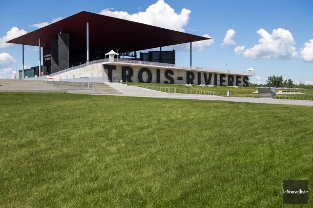 L'amphithéâtre extérieur de Trois-Rivières accueille depuis trois ans... (Photo Olivier Croteau, archives Le Nouvelliste)