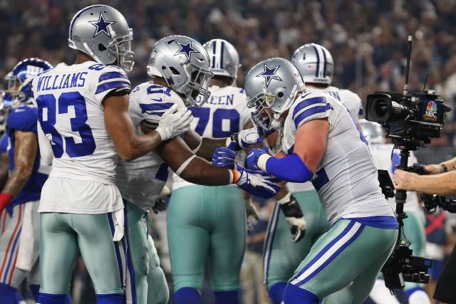 La valeur des Cowboys de Dallas a augmenté... (Photo Matthew Emmons, USA Today Sports)