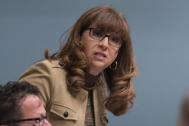 La porte-parole caquiste en matière d'immigration, Nathalie Roy,... (ARCHIVES PC)